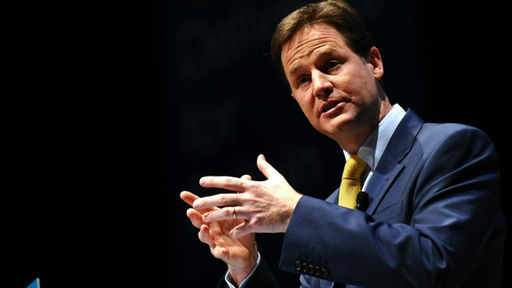Nick Clegg wants internships to become more accessible