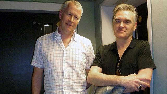 Episode image for Morrissey talks to John Wilson