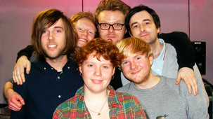 Episode image for New Futureheads a cappella, This Many Boyfriends session