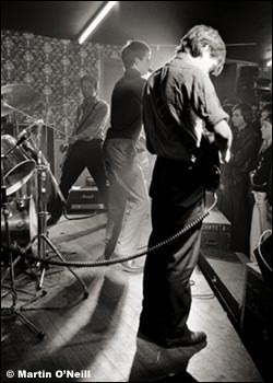 Joy Division (copyright: Martin O'Neill)