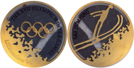Kevin's Eleven: Best Olympic Medal designs (1/6)