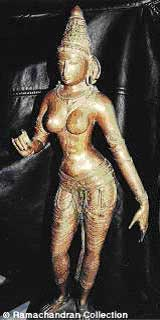 The Goddess Parvati