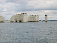Old Harry Rocks, Swanage, Dorset