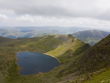 Red Tarn in the Lake District