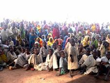 Refugees in Darfur
