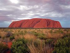 Uluru / Ayers Rock in Australia