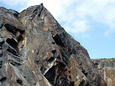 Slate Quarry, Cullipool