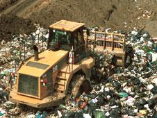 A landfill site in Essex