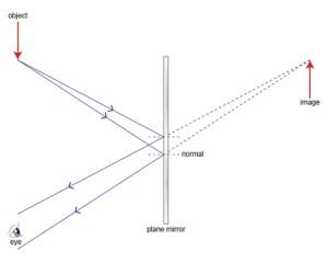 BBC  GCSE Bitesize: Ray diagrams