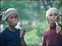 Người dân ở Quảng Trị