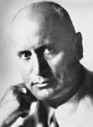 Benito Mussolini, February 1939