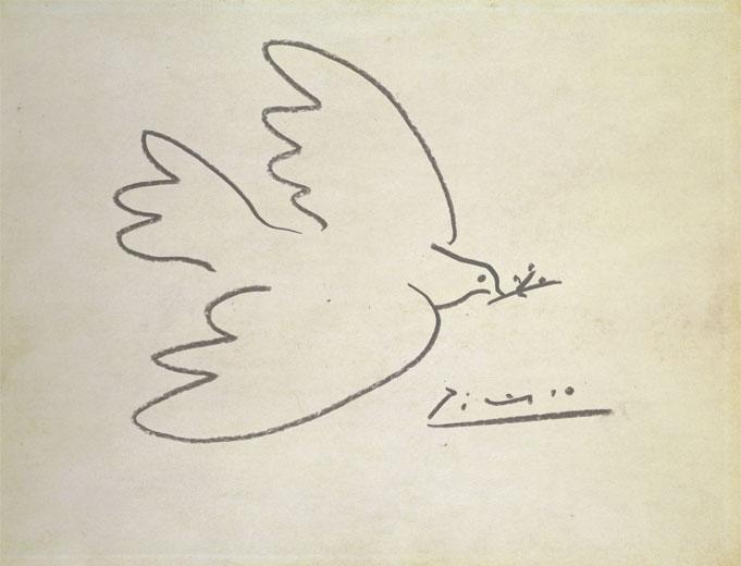 Dove | Picasso | 1949