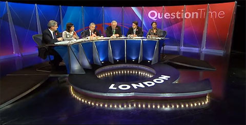 BBC - The Editors: Nick Griffin on Question Time