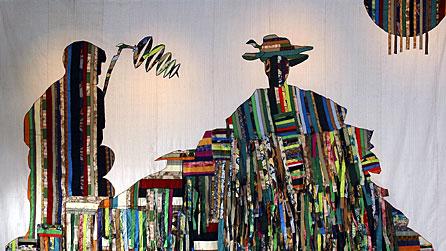 BBC Wales Arts Artes Mundi Abdoulaye Konate
