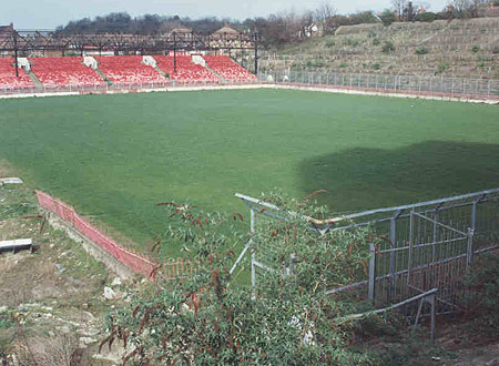 Charlton Athletic: The Valley