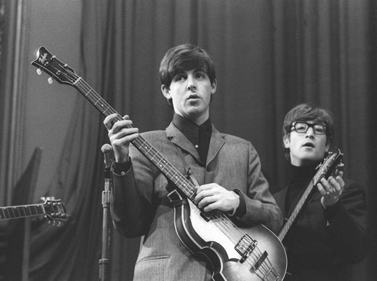 BBC - Archive - Music from the Mersey - The Beatles on ...