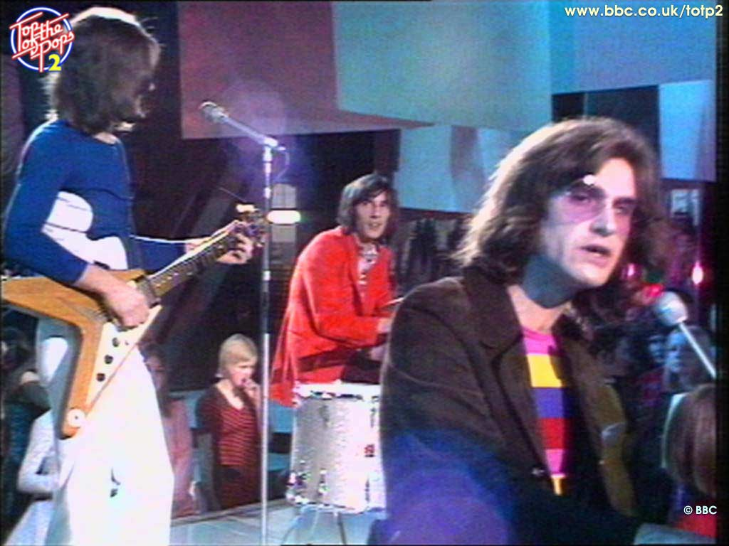 The Kinks on Top of the Pops