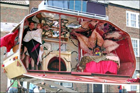 Caravan of Desires