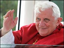 Papa Bento 16 (arquivo)