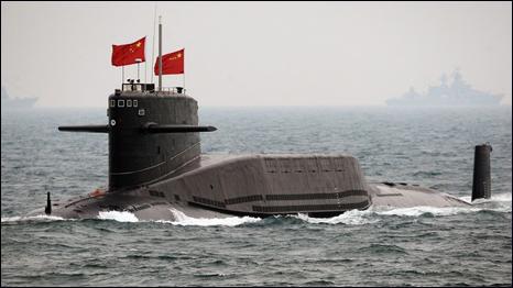 Tàu ngầm của Trung Quốc
