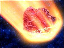 Jenis meteor