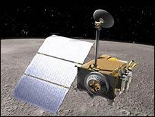 El Orbitador de Reconocimiento Lunar  (NASA)
