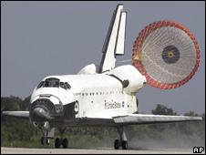 Transbordador espacial Endeavour
