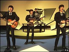 Juego de video de los Beatles