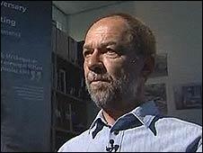 Profesor Alec Jeffreys