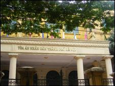 Tòa án Nhân dân TP Hà Nội
