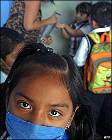 Niña mexicana en Oaxaca