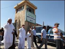 سجن أبو سليم في ليبيا