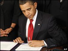 Presidente de EEUU, Barack Obama