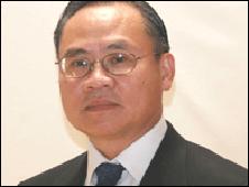 Ông Lý Thái Hùng