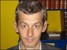 Graham Turner, director de la consultora GFC