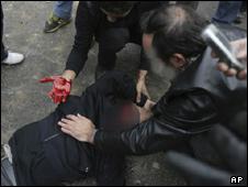 عاشورای سال 2009 تهران