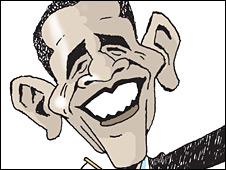 Obama según Nico