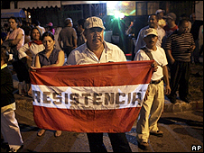 Resistencia de Honduras