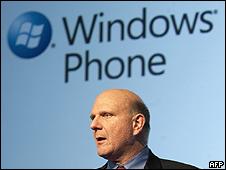 CEO de Microsoft, Steve Ballmer