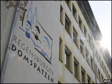 Colegio religioso en Alemania