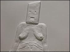 Mujer desnuda (Foto: gentileza tactilemindbook.com)