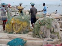 பாதுகாப்பு கோரும் மீனவர்கள்