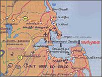 சம்பூர் பகுதி