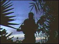 இலங்கையின் வடக்கே கடும் போர் நடைபெற்றுவருகிறது