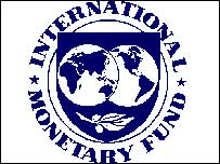 Logo of IMF based in Washington