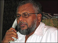 Minister Douglas Devananda is among the participants