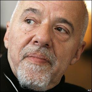 Brazilian author Paulo Coelho (photo from BBC.com)