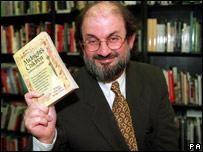 سلمان رشدی