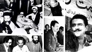 مسعود رجوی و چهره های سیاسی ایران پس از انقلاب