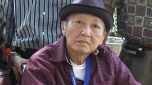 Ảnh của Bùi Văn Phú chụp cựu trung tướng Đặng Văn Quang